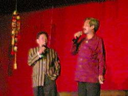 Marwoto dan Den Bagus sing Ngarso