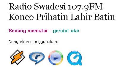 radio SWADESI